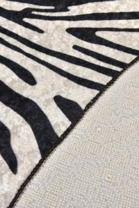 Chilai Home Zebra Dekoratif Halı Djt Çap 140 Cm