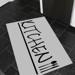 Yıltaş Dijital Baskılı Kaydırmaz Mutfak Halısı 3240