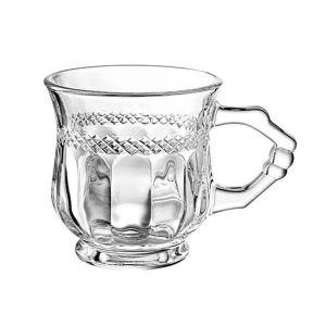 Perotti 12254 Danilo 6lı Cam Çay Fincanı