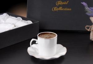 Gönül Porselen Kahve Fincan Takımı G1761