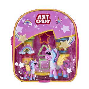 Art Craft Sırt Çantalı Hamur Set