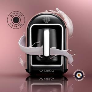 Karaca Hatır Türk Kahve Makinesi  Rosegold