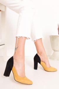 Moda Eleysa Alicia Topuklu Ayakkabı MODAELYSA0968