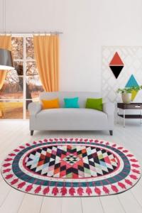 Chilai Home Rustico Djt Dekoratif Halı 120x180 cm