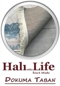 Halı m&y Life İnci Halı Doğa Serisi K-156