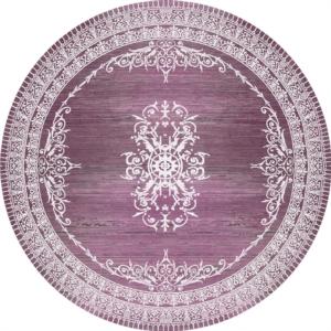 Decovilla Halı Agah Mürdüm 11001-103