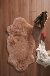 Markaev Tavşan Tüyü Çift Kafa Post Camel