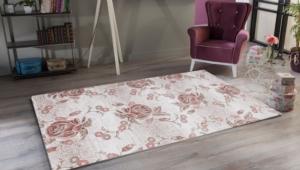 Lalee Halı Home Collection Empera Lurex Serisi EMP 746 Pink