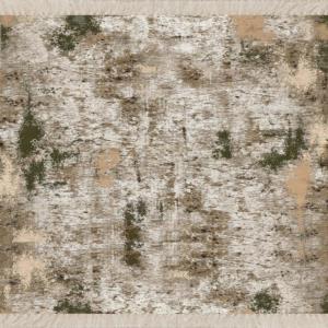 Meg Cloud Batik Desenli Kaymaz Taban Halı MEG183Y