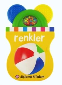 Dişleme Kitabım - Renkler-Kolektif