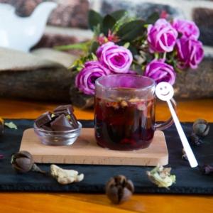Joy Glass Kupa Çay Seti - Tek Kişilik UP00264
