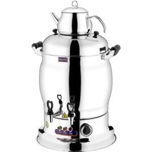 Remta Midi Çift Demlikli Çay Makinesi 9 lt R26