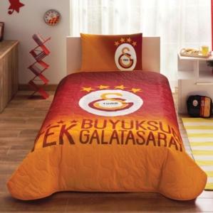 Taç 3478 Tek Kişilik Dört Mevsim Nevresim Seti Galatasaray 4.Yildiz