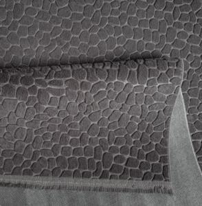 Dinarsu Halı Vista Serisi 41 Stone 995 Anthracite