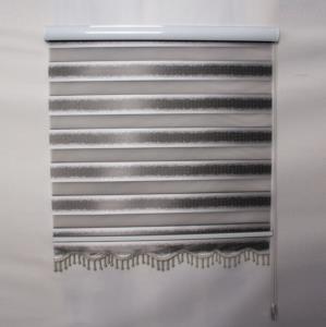 Sena Home ZP 8602 Stor Zebra Perde İncili