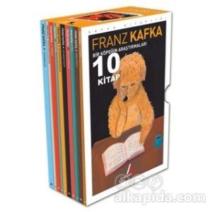 Franz Kafka Seti 10 Kitap Franz Kafka