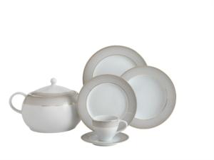 Güral Porselen 84 Parça Yuvarlak Tolstoy Yemek Takımı 5328