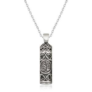 Gümüş Cevşen-ül Kebir  Kolye