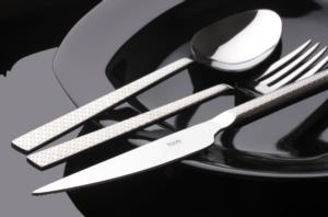 Hira 72 Parça Çubuk Çember Desen Çatal Kaşık Bıçak Takımı