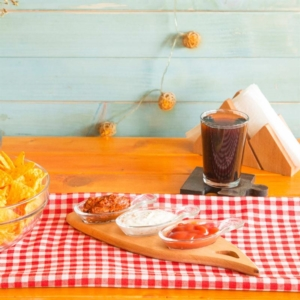 Joy Kitchen Gastrobutik 3 Lü Çerezlik - Yaprak UP00485