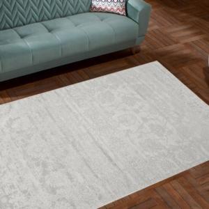 Merinos Halı Velvet Serisi 1110 60 White