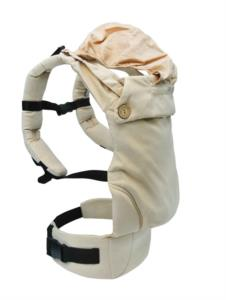 İlkay Baby Ergonomik Kanguru Handy- Camel 3 Ay-4 Yaş