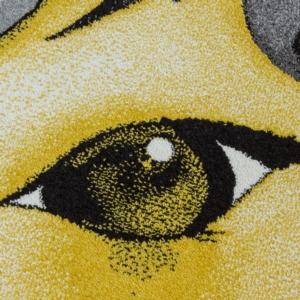 Ayyıldız Halı Kids 0590 Yellow