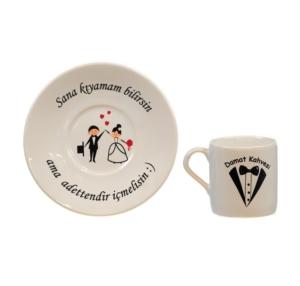 Vivas Damat Kahvesi Fincanı DMF101