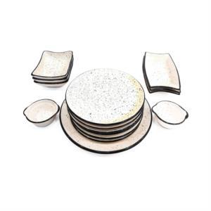 Porselen Diyarı 15 Parça Seramik Kahvaltı Takımı DML-01