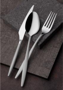 Onon Assos 30 Parça Saten Çatal Kaşık Bıçak Takımı Kutulu Set