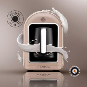 Karaca Hatır Türk Kahve Makinesi Latte