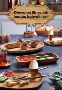 Bambum 57 Parça İcon Kahvaltı Takımı B2449