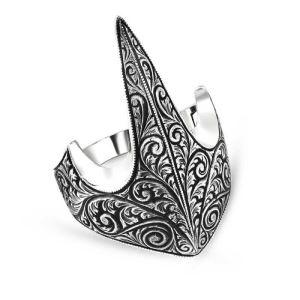 Gümüş Elişi Okçu Zihgir Yüzüğü