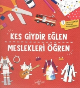 Kes Giydir Eğlen Meslekleri Öğren-Mustafa Topal