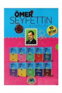 Ömer Seyfettin Kitaplığı (10 Kitap Takım)-Ömer Seyfettin