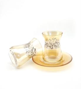 Özcam Kristal 12 Parça Günlük Çay Takımı D-1642