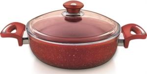 Remetta Granit Karnıyarık Kırmızı 30 Cm