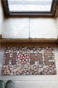 Chilai Home Stone 45X70 Cm İç ve Dış Kapı Önü Paspası