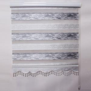 Sena Home ZP 8002 Stor Zebra Perde İncili