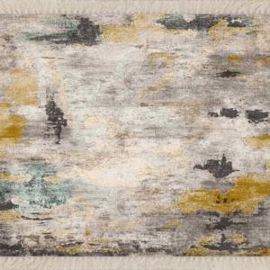 Meg Cloud Batik Desenli Kaymaz Salon Halı MEG251