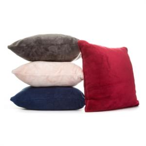 Mollia Bordo Soft Touch Yastık 43x43