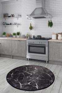 Chilai Home Marble Djt Çap 140 Cm Mutfak Halısı