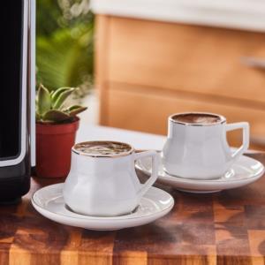 Karaca Nap 6 Kişilik Kahve Fincanı Takımı