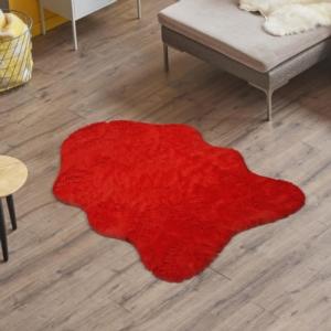 Kozzy Home Dekoratif Post Halı Kırmızı RFE6135