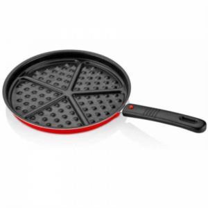 Papilla Redio Waffle Tava 26 Cm