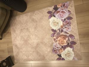Markaev 3D Polyester PVC Tabanlı Halı 816
