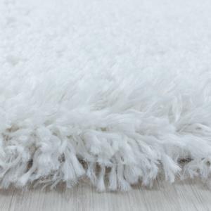 Ayyıldız Halı Shaggy Fluffy 3500 WHITE