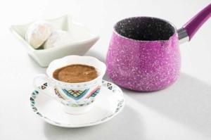 Tantitoni Renkli Ethnıc New Bone Kahve Takımı BERRY XHK027ETH
