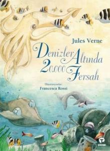 Denizler Altında 20000 Fersah-Jules Verne