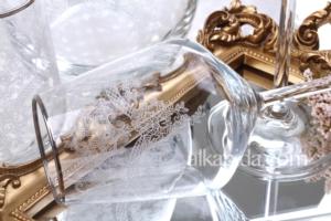 Royal Kristal 31 Parça 501 Platin Cam Set
